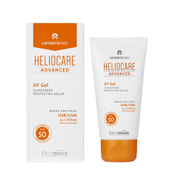 HELIOCARE JEL Krem Color – Brown – SPF 50