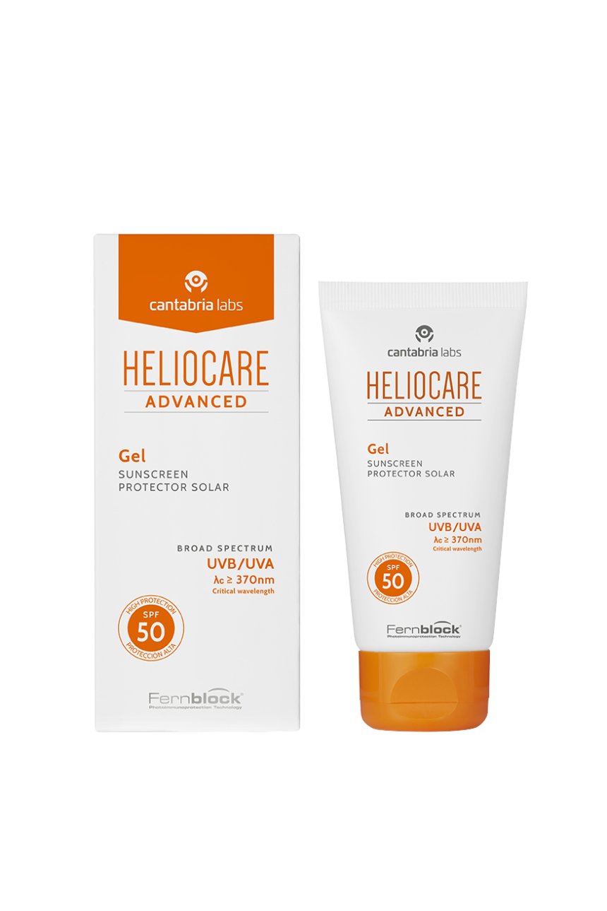 HELIOCARE JEL Krem Color – Light- SPF 50